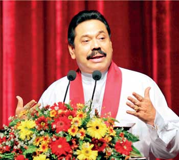 Had Mahinda Rajapaksa run for president on 10 Feb, he would have lost