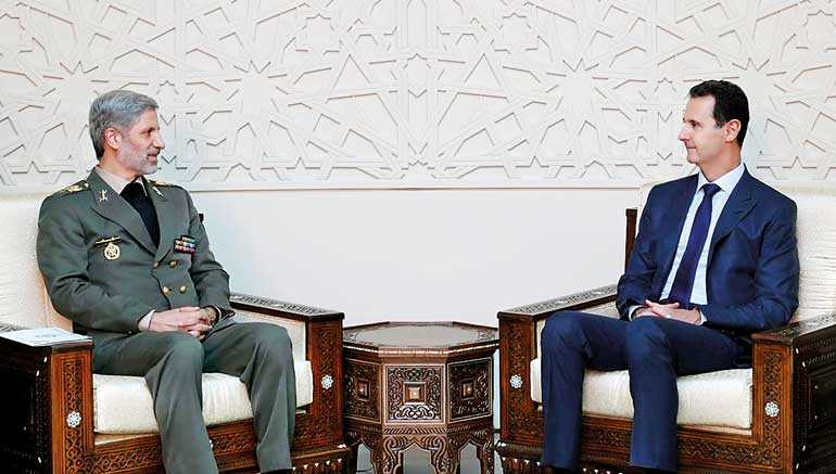 Iran and Syria sign deal for military cooperation | FT Online