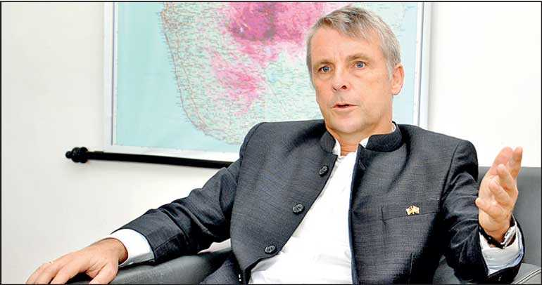 Germany calls for more transparency in SL as bilateral ties expand