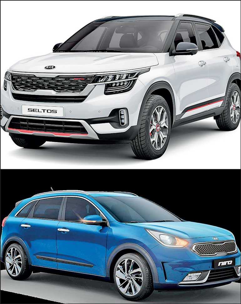 Kia To Revive The Buzz Of Motoring With Sri Lanka Debut Of Stonic Seltos And Niro Daily Ft