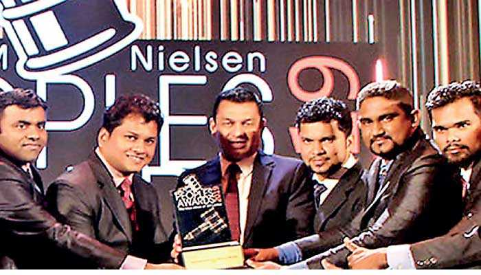 Wijaya Products wins two accolades at SLIM Nielsen People's Awards