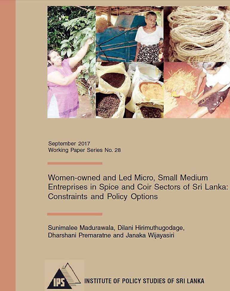 Breaking the barriers: Strengthening WMSME participation in spice