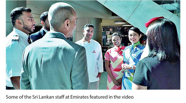 Emirates greets sri lanka on its 70th independence day ft online sri lankan employees at the emirates group came together to offer their compatriots greetings and share their thoughts on sri lankas 70th anniversary of m4hsunfo