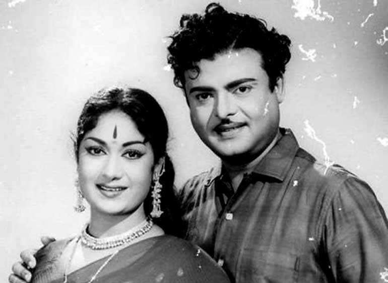 Gemini Ganesan Savithri: The Sweet And Sour Real Life Romance Of Reel Actors