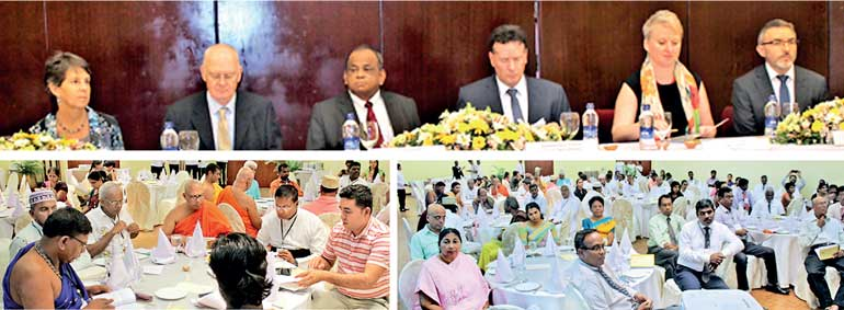25 District Reconciliation Committees meet to dialogue and address