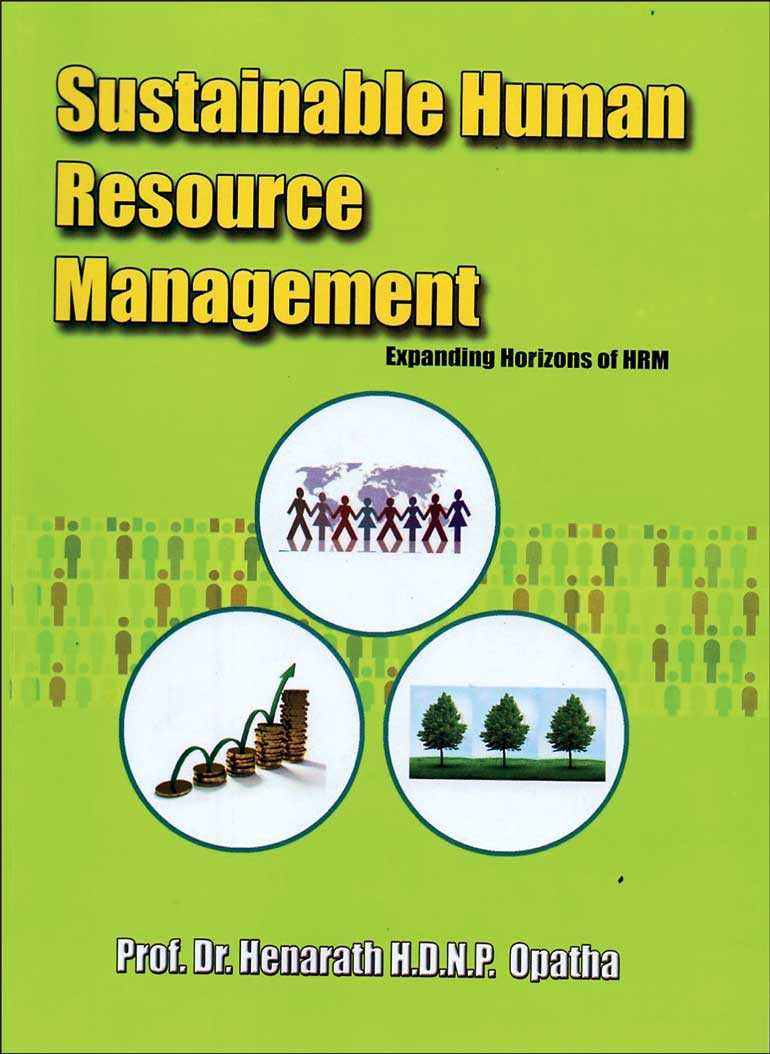 Significance of sustainable HRM: A salient Sri Lankan effort
