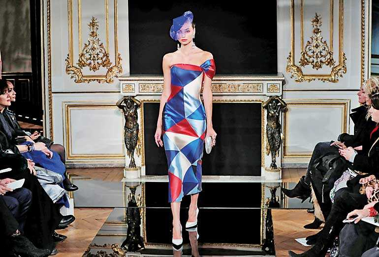 Armani S Glittering Art Deco Fashion Draws Stars In Paris Daily Ft