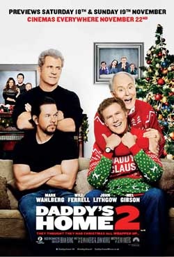 Will Ferrell Christmas Movie.Daddy S Home 2 A Great Christmas Family Movie With A