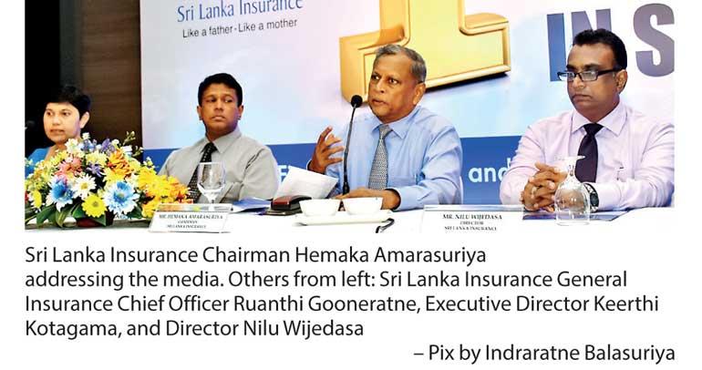 Sri Lanka Insurance Regains No 1 Rank In General Insurance Daily Ft
