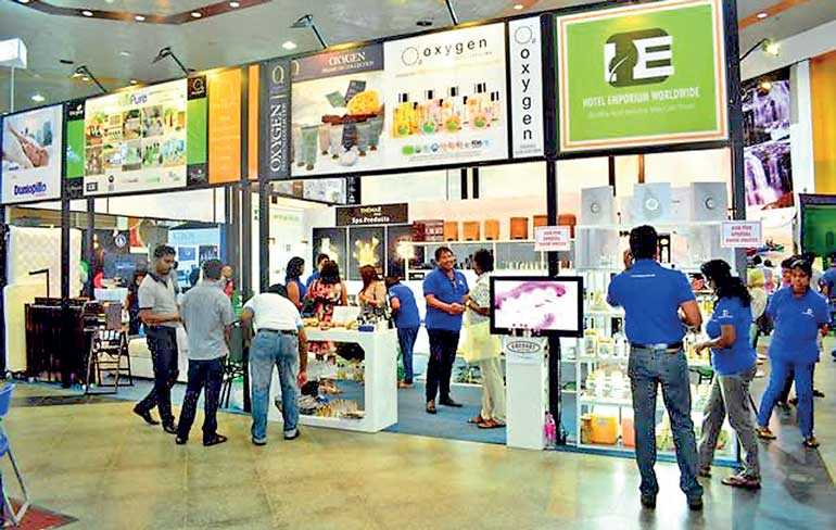 Hotel Show Colombo 2018' to meet demands of growing hospitality and