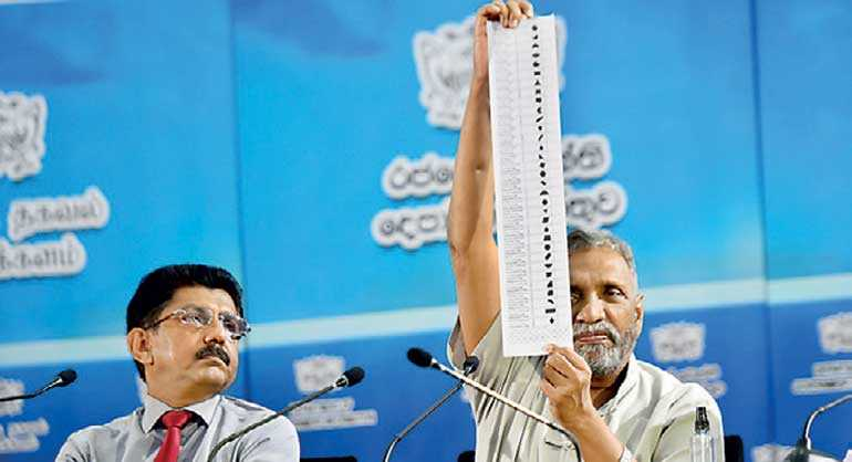 Sri Lankans vote for Parliament expected to back Rajapaksas
