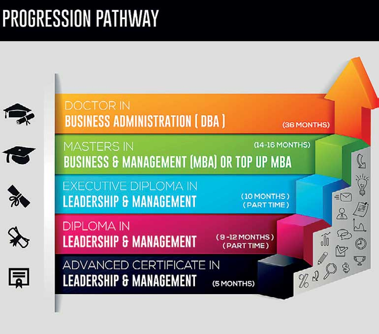 Colombo School of Business and Management offers