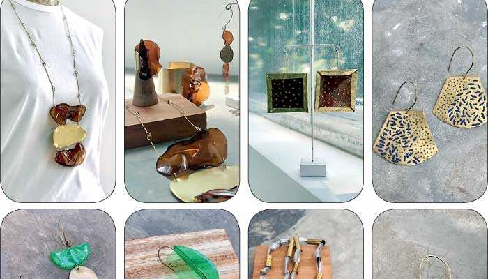 ALKE: One-of-a kind sustainable jewellery