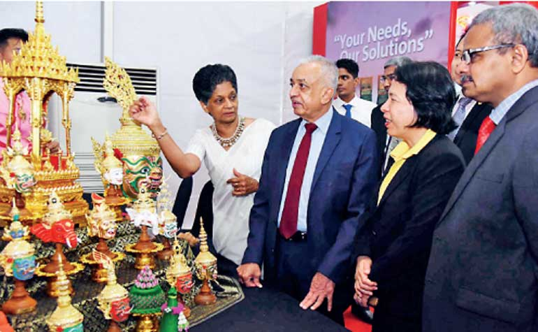 Thailand Week Trade Fair opens investment and development