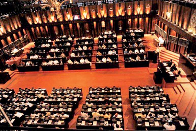 16 SLFP MPs officially request seats in Opposition | FT Online
