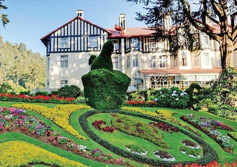 Grand Hotel, Nuwara Eliya shines with multiple accolades