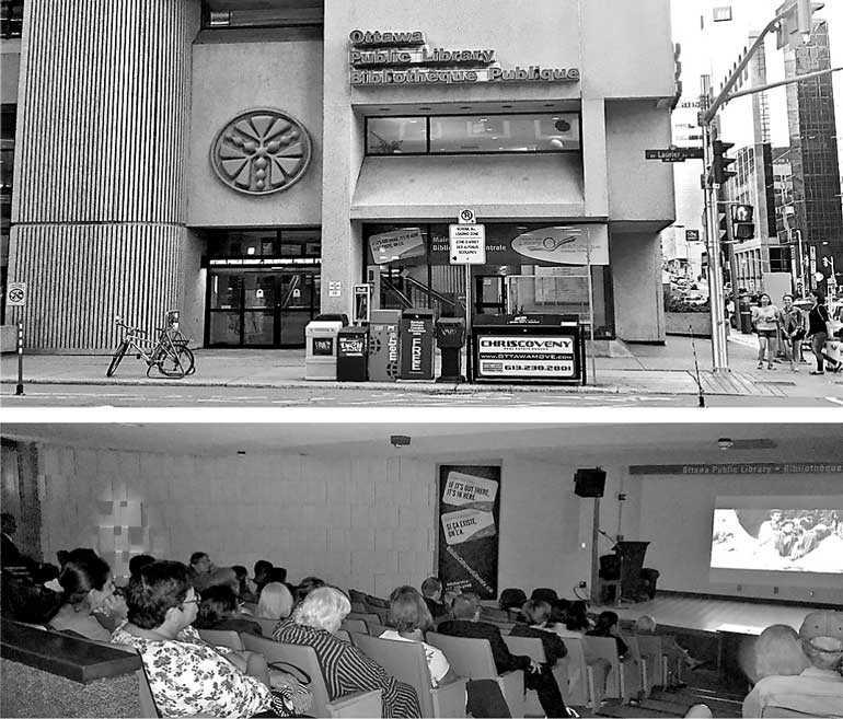 Sri Lankan Movie Night at Ottawa Public Library | FT Online