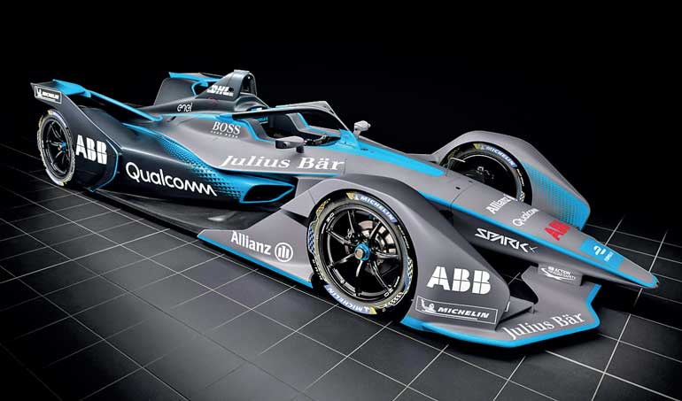 Covers E Off Next Generation Formula Car In Geneva Ft