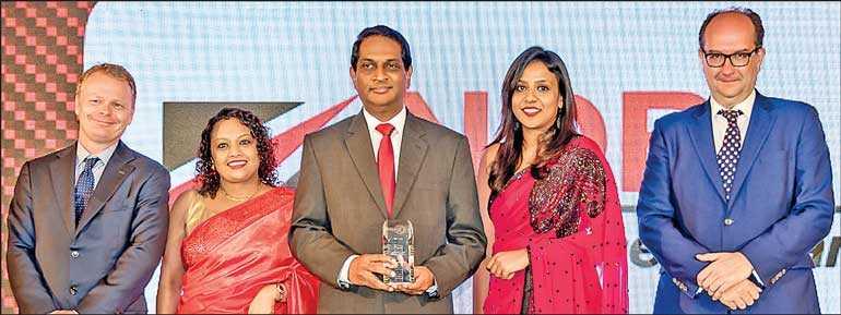 NDBIB crowned Sri Lanka's 'Best Investment Bank' by