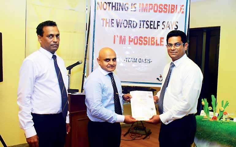 Oasis Marketing Gets 3 Most Important Iso Certifications Ft Online