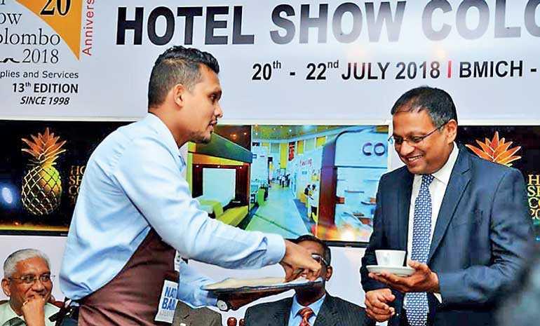 Hotel Show Colombo 2018: Celebrating its 20th anniversary, 'future