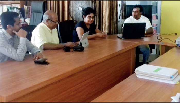 Transfer of Australian technologies in infrastructure asset management to Sri Lankan local councils