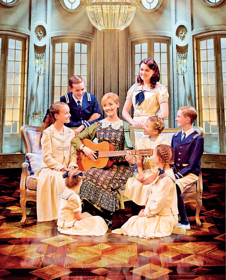 The Sound of Music: Cinnamon Life brings Broadway to Sri