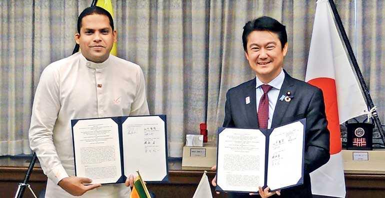 Japan opens job market for skilled Sri Lankan labour via new