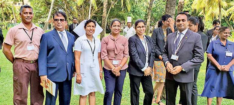 World Environment Day 2019 at the Taj | Daily FT