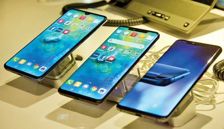 HUAWEI introduces Mate 20 Series in Sri Lanka with world's first 7nm
