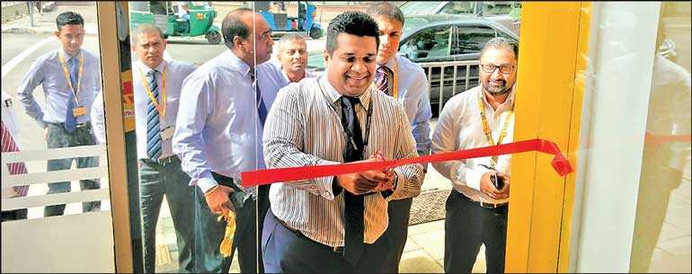 DHL Express Sri Lanka opens new Express Centre at Union