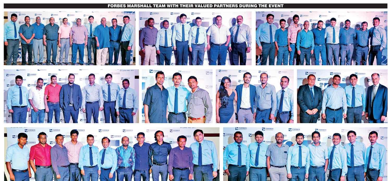 marshall group of companies