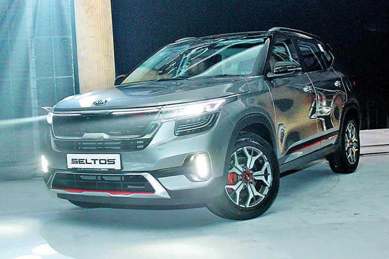 Kia Promises Great New Heights With Its Bold New Seltos Daily Ft