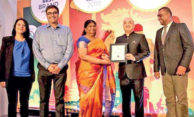 Varun Beverages bags Sri Lanka Best Employer Brand Award