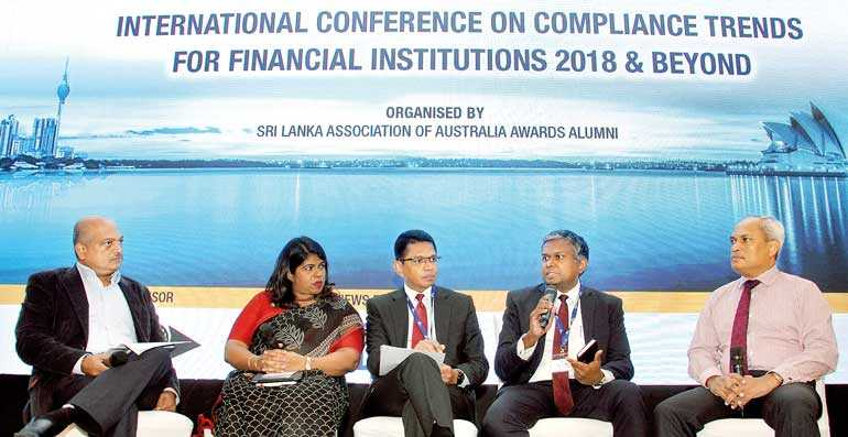 International Conference on Compliance Trends for Financial