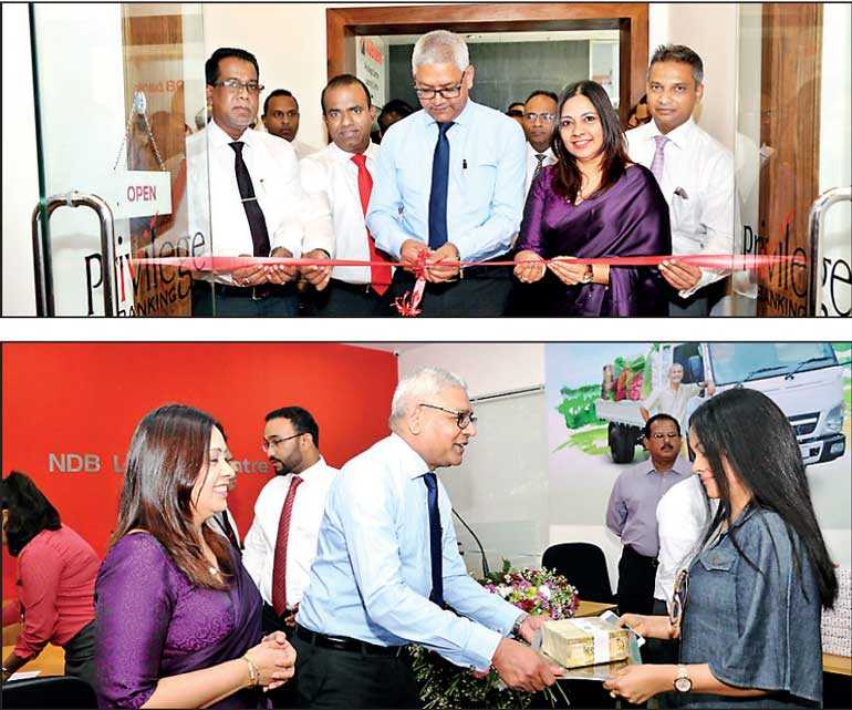 New NDB Privilege Banking and Leasing Centres open in Kurunegala Image_9ea8cab166