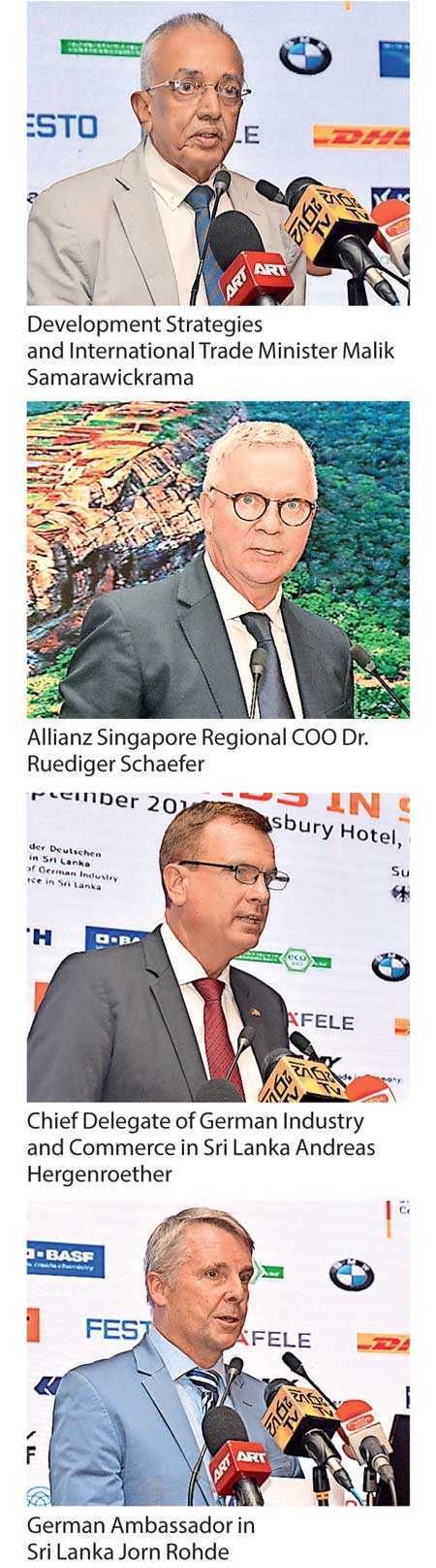 Top German brands to boost Sri Lankan economy | Daily FT