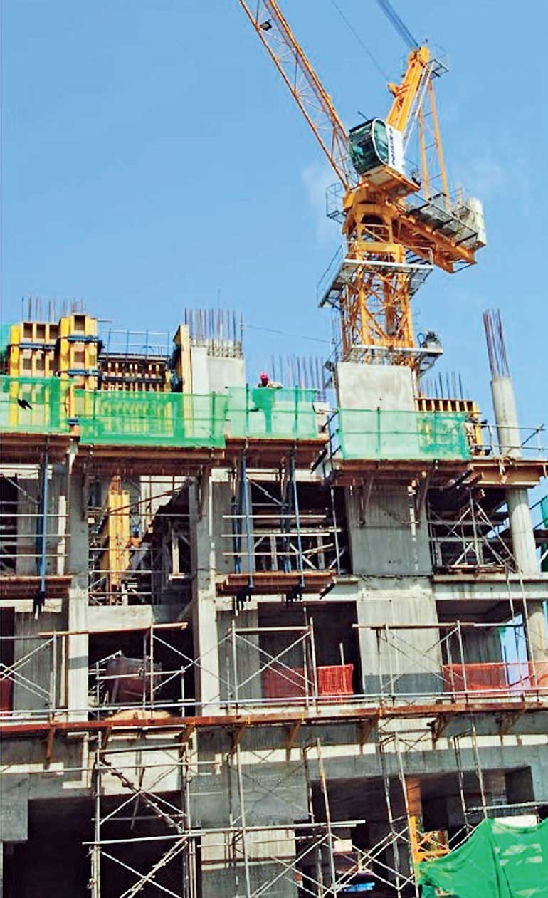 ongoing construction projects in sri lanka
