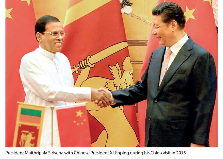SL-China relations: The Great Silk Road needs to pick up
