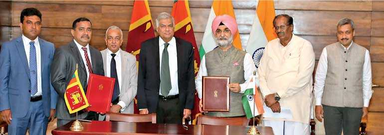India to help set up Information Technology Park in Jaffna with Rs. 250 m grant