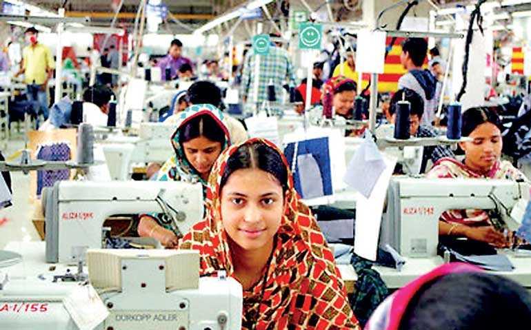 Bangladesh garment manufacturers seek higher export