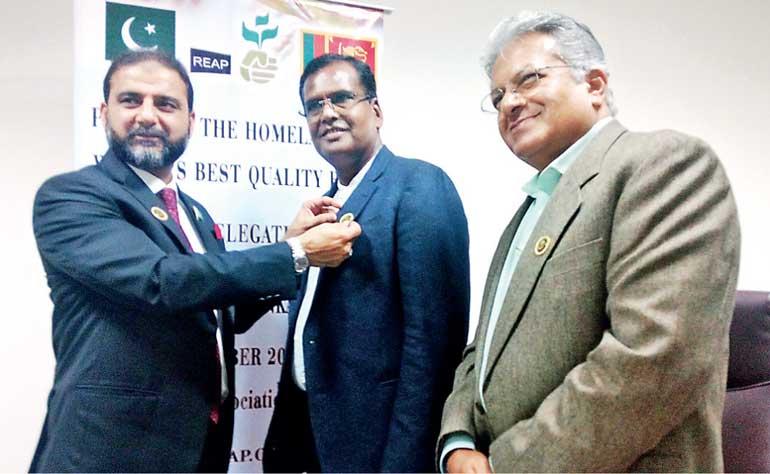 Sri Lanka, Pakistan rice biz wrap pioneering talks in Colombo | Daily FT