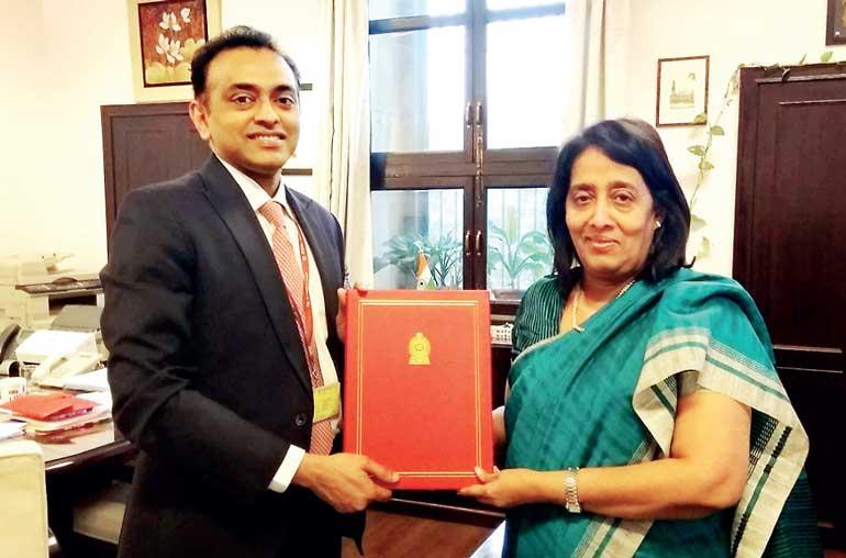 Sri Lanka Signs Framework Agreement On International Solar Alliance