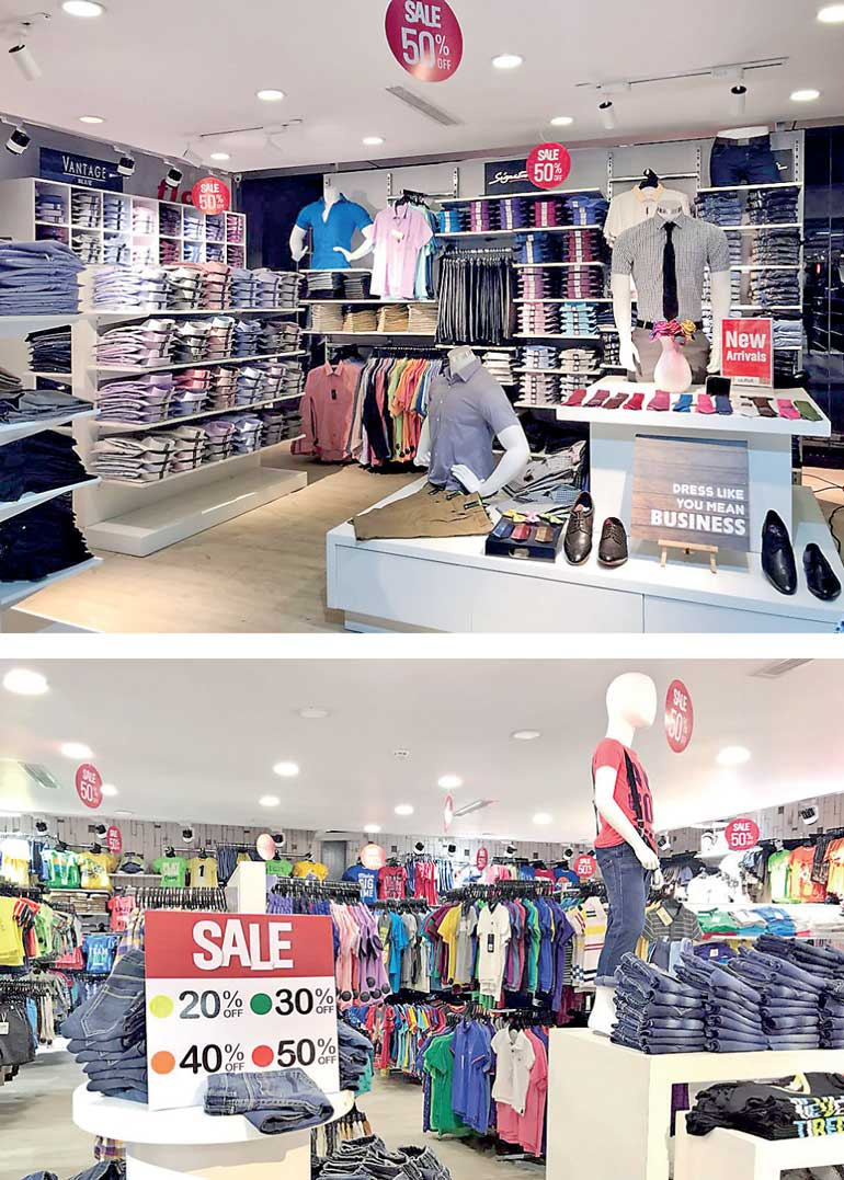 7461102cd91d5c The Outlet Store brings shoppers up to 50% off big sale | Daily FT