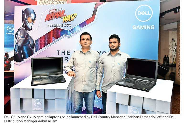 Dell unveils revolutionary gaming laptops | Daily FT