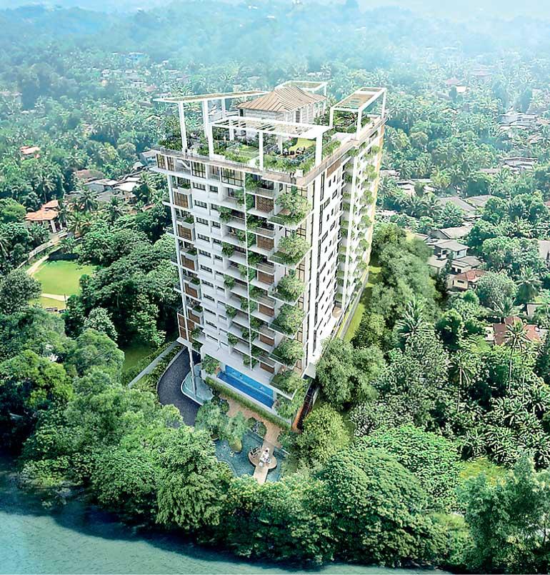Dynasty Residence Sri Lanka's First Residential Apartment