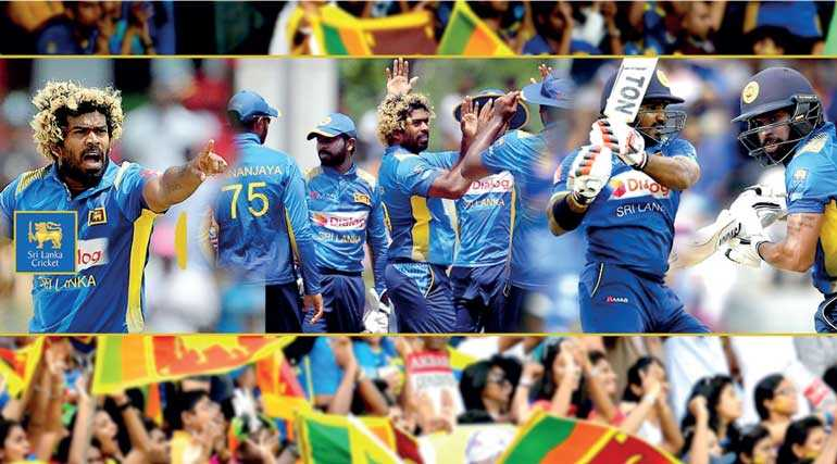 A Message To The Sri Lankan Cricket Team At The World Cup