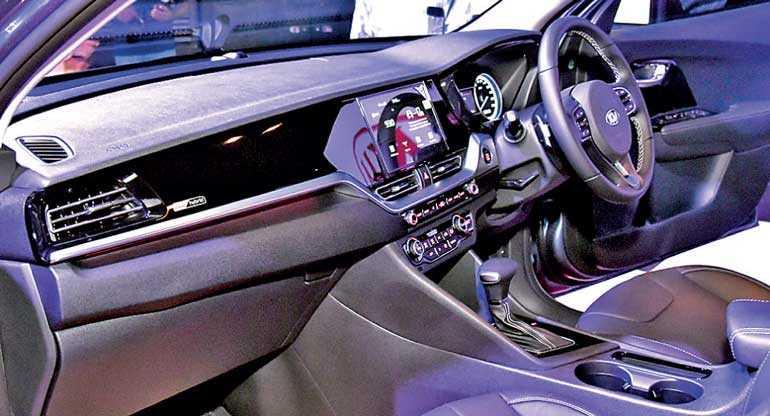 The Magic Of Pure Hybrid Kia S All New 2020 Niro Debuts In Sri Lanka Daily Ft