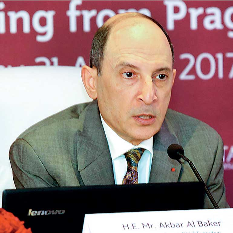 Qatar Airways Group Chief Executive elected Chairman of