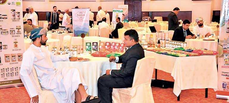 Sri Lankan food sector companies meet with their